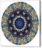 Mandala - Talisman 1120 - Order Your Talisman. Canvas Print
