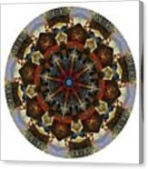 Mandala - Talisman 1123 - Order Your Talisman. Canvas Print