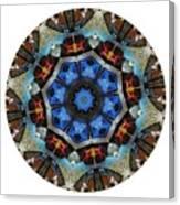 Mandala - Talisman 1124 - Order Your Talisman. Canvas Print