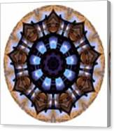 Mandala - Talisman 1396 Canvas Print