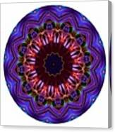 Mandala - Talisman 1405 Canvas Print
