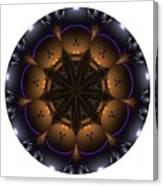 Mandala - Talisman 1430 Canvas Print