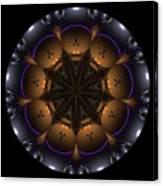 Mandala - Talisman 1431 Canvas Print