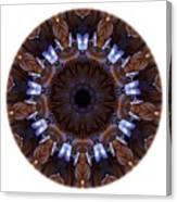 Mandala - Talisman 1436 Canvas Print