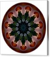 Mandala - Talisman 1440 Canvas Print