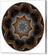 Mandala - Talisman 1444 Canvas Print