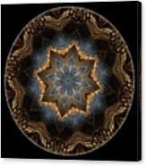 Mandala - Talisman 1445 Canvas Print