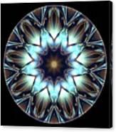 Mandala - Talisman 1447 Canvas Print