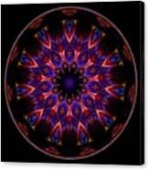 Mandala - Talisman 1449 Canvas Print