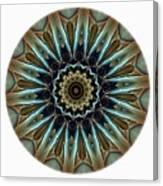 Mandala - Talisman 1457 Canvas Print