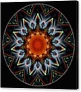 Mandala - Talisman 1538 Canvas Print