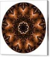 Mandala - Talisman 3703 Canvas Print