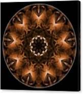 Mandala - Talisman 3704 Canvas Print