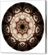 Mandala - Talisman 3707 Canvas Print
