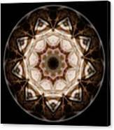 Mandala - Talisman 3708 Canvas Print