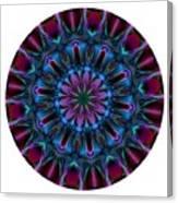 Mandala - Talisman 854 For Those Born In 1958 Canvas Print
