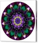 Mandala - Talisman 855 For Those Born In 1959 Canvas Print