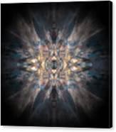 Mandala171115-3259 Canvas Print