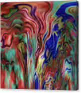 Mandolin Rain 2 Canvas Print