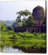 Mandu Canvas Print