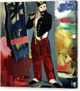 Manet In My World Canvas Print