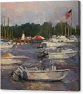 Manhasset Bay Canvas Print