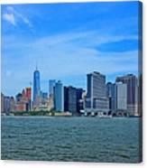 Manhattan 027 Canvas Print