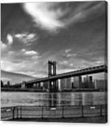 Manhattan Bound Canvas Print