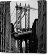Manhattan Empire Canvas Print