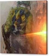 Manifesting Magic  Canvas Print
