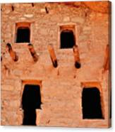 Manitou Cliff Dwellings Colorado Springs Canvas Print