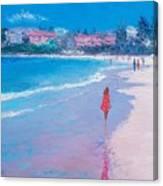 Manly Beach Canvas Print