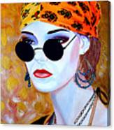 Mannequin Beauty One Canvas Print
