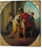 Manner Of Angelica Kauffman Canvas Print