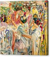 Manolas Canvas Print