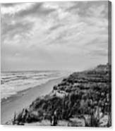 Mantoloking Beach - Jersey Shore Canvas Print