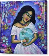 Mantras Canvas Print
