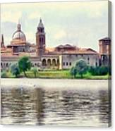 Mantua Canvas Print