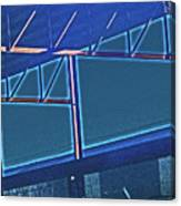Manufacturing Abstract Canvas Print