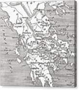 photo about Printable Map of Ancient Greece called Map Of Historical Greece