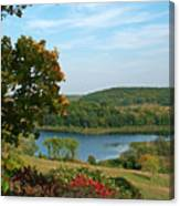 Maplewood State Park Canvas Print