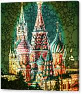Mar-a-moscow Canvas Print