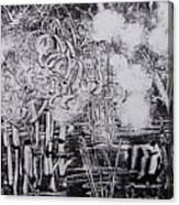 Marais 2 Canvas Print