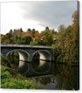 Marble Bridge Canvas Print