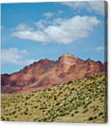 Marble Canyon V Canvas Print