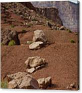 Marble Canyon Vii Canvas Print