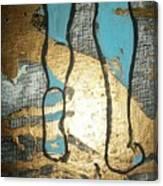 Marble Walk Canvas Print