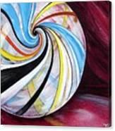 Marbleous Canvas Print