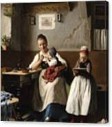Marburg Canvas Print