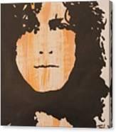 Marc Bolan T.rex Canvas Print